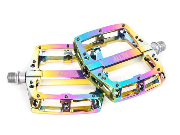 ALL IN Royal Flush Alloy Pedals