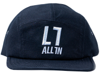 ALL IN Logo Camper Cap