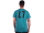ALL IN Logo T-Shirt turquoise M